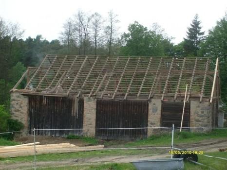 Střecha je nejdůležitější